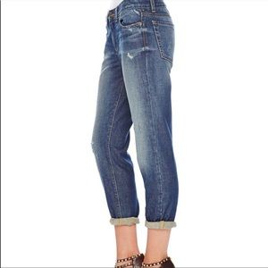 Michael Kors Distressed Boyfriend Jeans